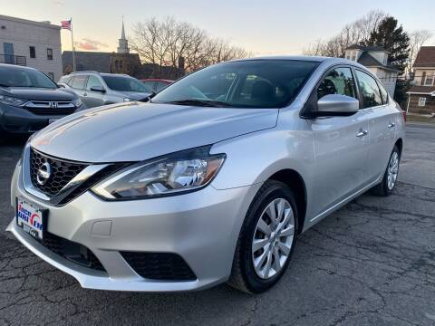 2018 Nissan Sentra for sale at 1NCE DRIVEN in Easton PA
