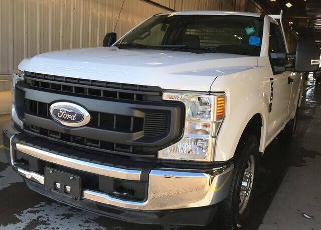 2020 Ford F-250 Super Duty for sale at CENTURY TRUCKS & VANS in Grand Prairie TX