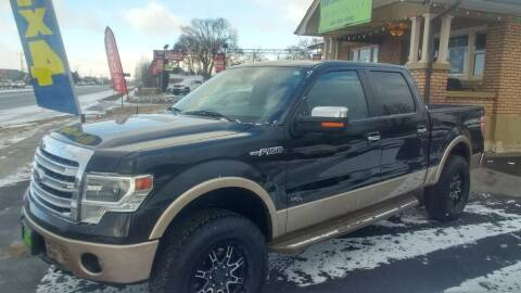 2013 Ford F-150 for sale at Everet Automotive Group in American Fork UT