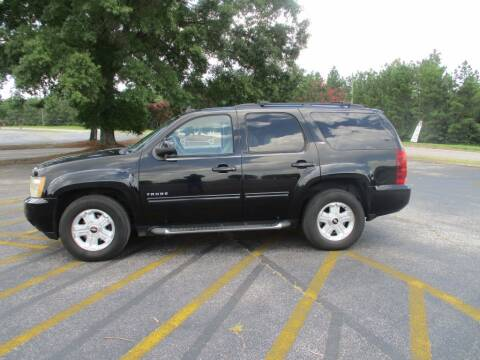 2010 Chevrolet Tahoe for sale at A & P Automotive in Montgomery AL