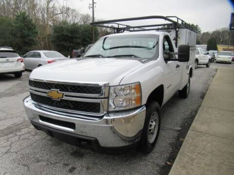 2013 Chevrolet Silverado 2500HD for sale at 1st Choice Autos in Smyrna GA