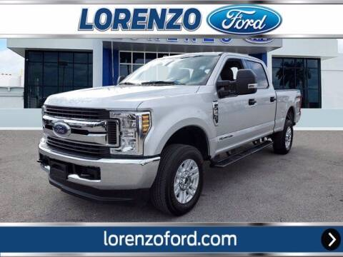 2019 Ford F-250 Super Duty for sale at Lorenzo Ford in Homestead FL