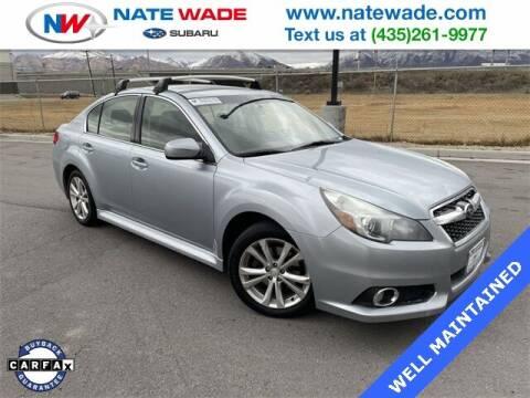 2013 Subaru Legacy for sale at NATE WADE SUBARU in Salt Lake City UT