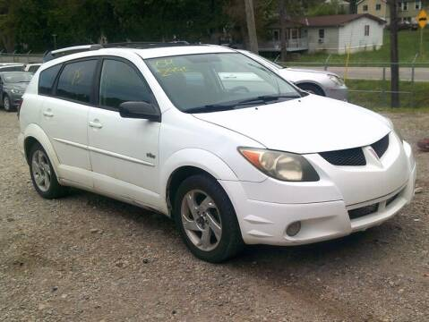 2004 Pontiac Vibe for sale at WEINLE MOTORSPORTS in Cleves OH