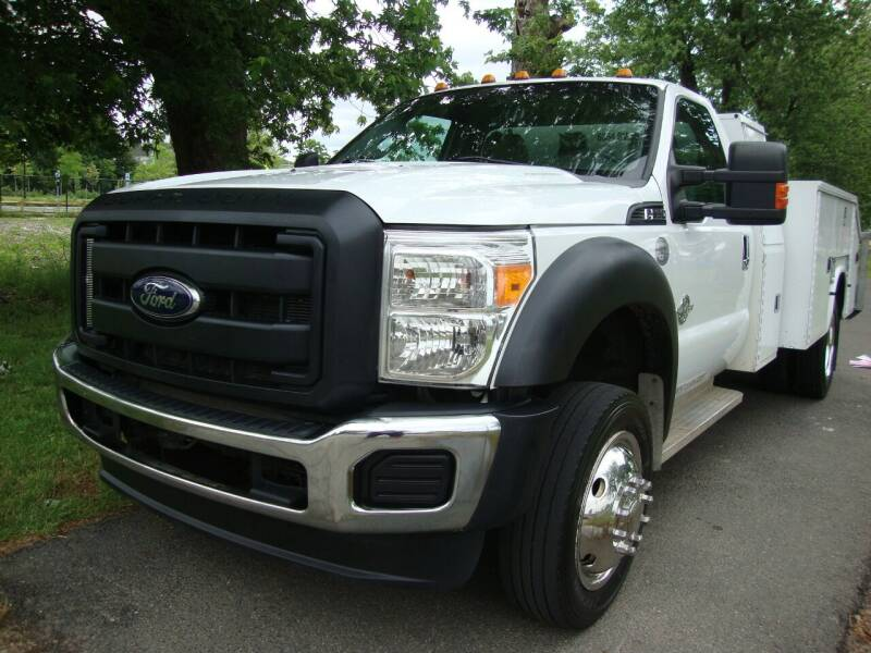 2012 Ford F-550 Super Duty for sale at Discount Auto Sales in Passaic NJ