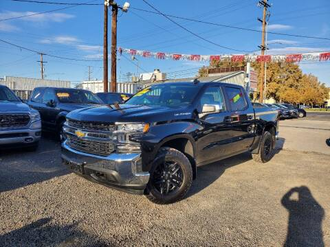 2019 Chevrolet Silverado 1500 for sale at Yaktown Motors in Union Gap WA