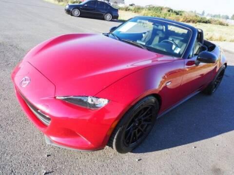 2017 Mazda MX-5 Miata for sale at Karmart in Burlington WA