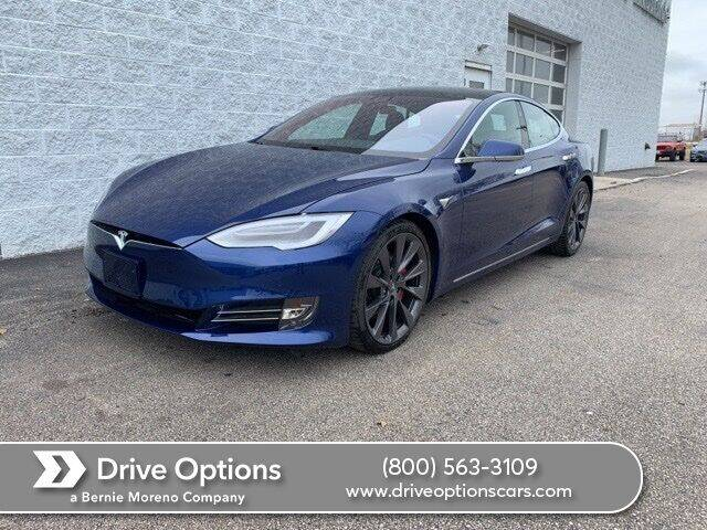 2020 Tesla Model S for sale at Drive Options in North Olmsted OH