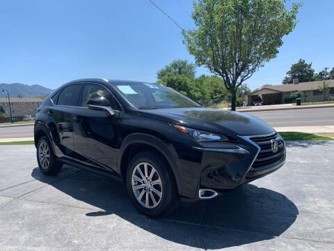 2017 Lexus NX 200t for sale at Berge Auto in Orem UT