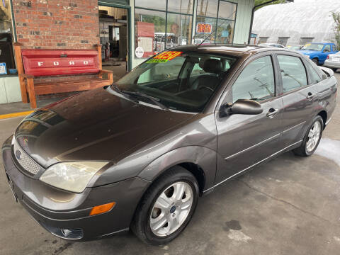 2006 Ford Focus for sale at Low Auto Sales in Sedro Woolley WA