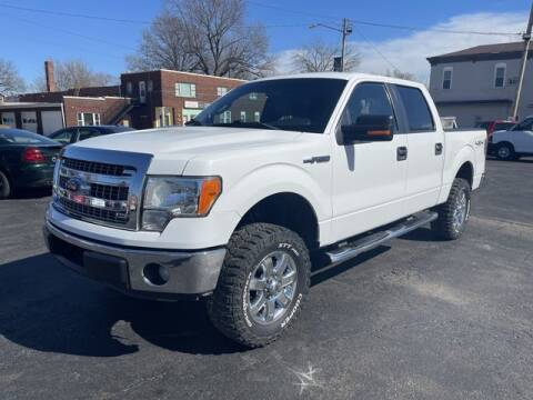 2013 Ford F-150 for sale at JC Auto Sales in Belleville IL