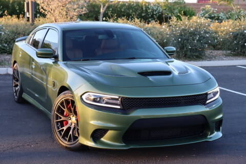 2018 Dodge Charger for sale at AKOI Motors in Tempe AZ