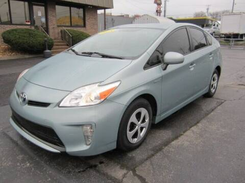 2015 Toyota Prius for sale at Jacobs Auto Sales in Nashville TN