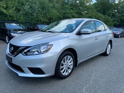 2017 Nissan Sentra for sale at Dream Auto Group in Dumfries VA