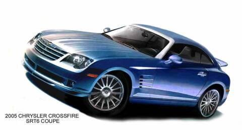 2005 Chrysler Crossfire SRT-6 for sale at Berk Motor Co in Whitehall PA