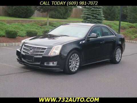 2011 Cadillac CTS for sale at Absolute Auto Solutions in Hamilton NJ