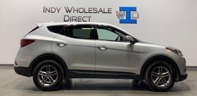 2017 Hyundai Santa Fe Sport for sale at Indy Wholesale Direct in Carmel IN