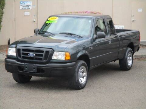 2005 Ford Ranger for sale at Select Cars & Trucks Inc in Hubbard OR