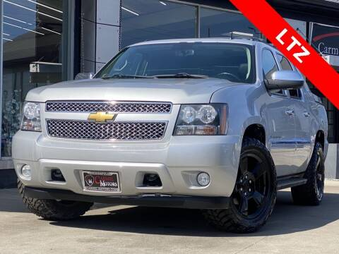 2012 Chevrolet Avalanche for sale at Carmel Motors in Indianapolis IN
