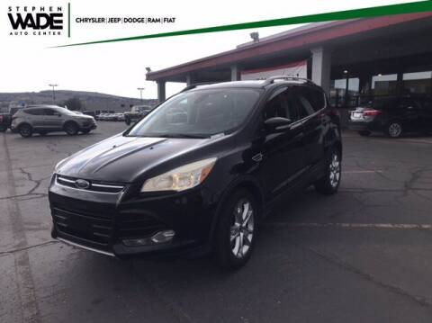 2014 Ford Escape for sale at Stephen Wade Pre-Owned Supercenter in Saint George UT