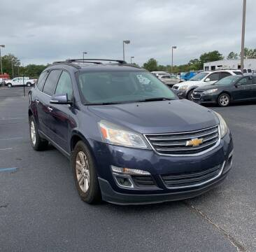 2013 Chevrolet Traverse for sale at Top Tier Motors  LLC in Colonial Heights VA