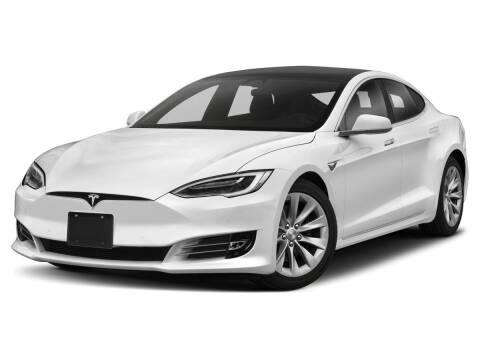 2018 Tesla Model S for sale at BASNEY HONDA in Mishawaka IN