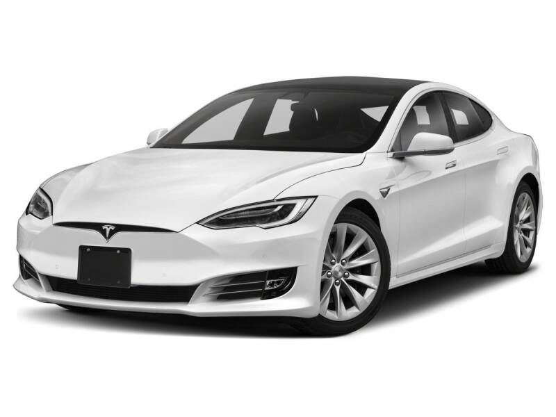2020 Tesla Model S Long Range