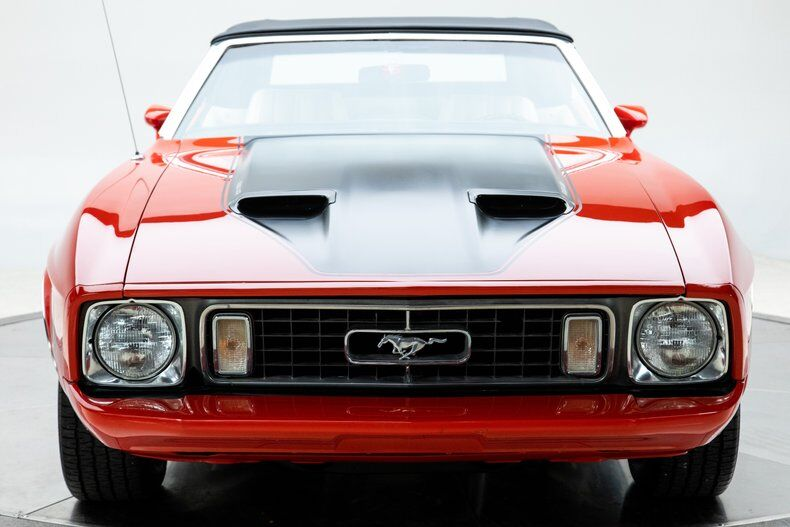1973 Ford Mustang 6