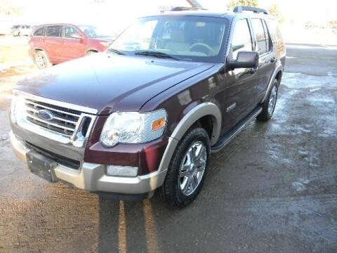 2008 Ford Explorer for sale at Northwest Auto Sales in Farmington MN