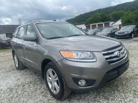 2012 Hyundai Santa Fe for sale at Ron Motor Inc. in Wantage NJ