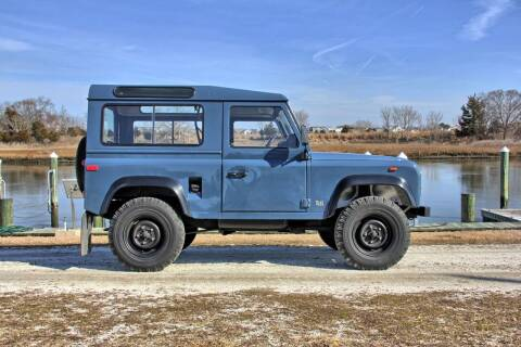 1993 Land Rover Defender for sale at McQueen Classics in Lewes DE
