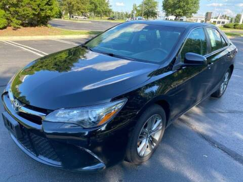 2017 Toyota Camry for sale at Professionals Auto Sales in Philadelphia PA