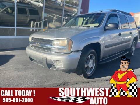2005 Chevrolet TrailBlazer EXT for sale at SOUTHWEST AUTO in Albuquerque NM
