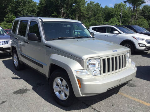 2009 Jeep Liberty for sale at Irving Auto Sales in Whitman MA