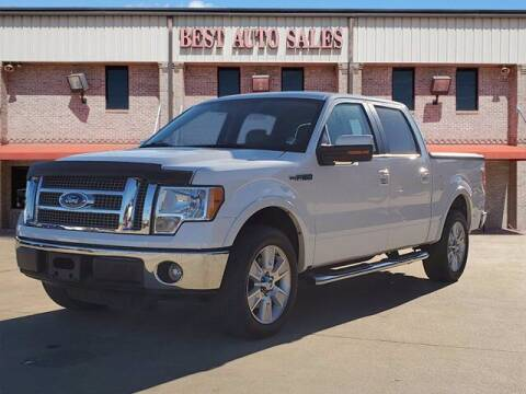 2010 Ford F-150 for sale at Best Auto Sales LLC in Auburn AL