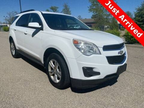 2012 Chevrolet Equinox for sale at World Class Motors LLC in Noblesville IN