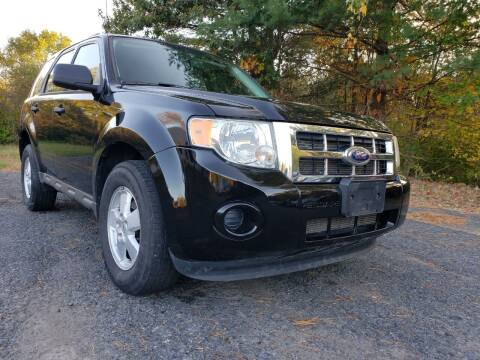 2012 Ford Escape for sale at Jacob's Auto Sales Inc in West Bridgewater MA