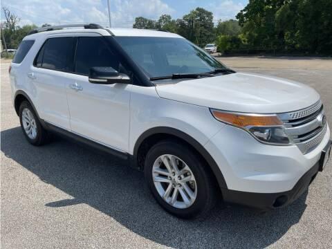 2015 Ford Explorer for sale at Stanley Ford Gilmer in Gilmer TX