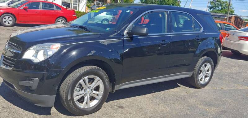 2013 Chevrolet Equinox for sale at Superior Motors in Mount Morris MI