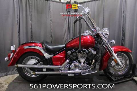 2007 Yamaha V Star® Classic for sale at Powersports of Palm Beach in Hollywood FL