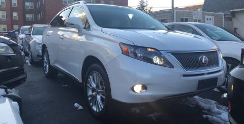 2011 Lexus RX 450h for sale at OFIER AUTO SALES in Freeport NY