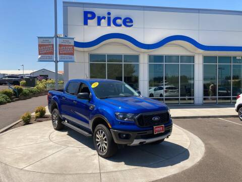 2020 Ford Ranger for sale at Price Honda in McMinnville in Mcminnville OR