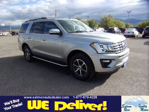 2020 Ford Expedition for sale at QUALITY MOTORS in Salmon ID