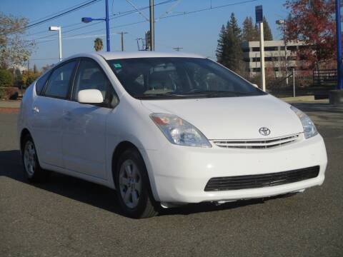 2005 Toyota Prius for sale at General Auto Sales Corp in Sacramento CA