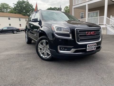 2017 GMC Acadia Limited for sale at PRNDL Auto Group in Irvington NJ