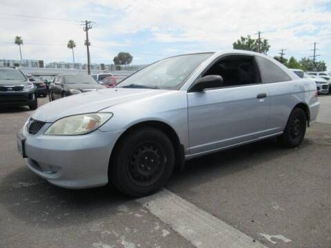 2005 Honda Civic for sale at Autos by Jeff Tempe in Tempe AZ