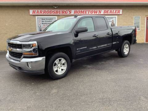 2017 Chevrolet Silverado 1500 for sale at Auto Martt, LLC in Harrodsburg KY