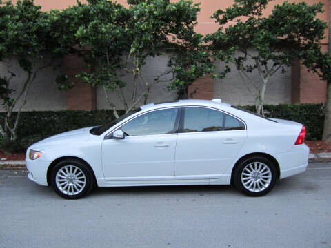 2007 Volvo S80 for sale at FLORIDACARSTOGO in West Palm Beach FL