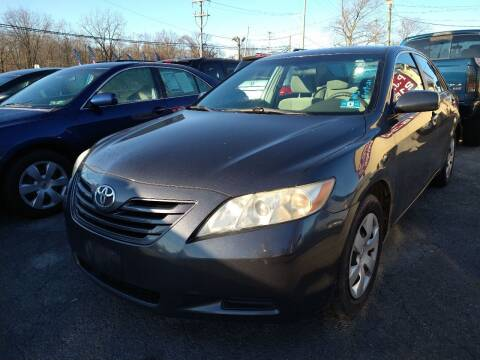 2009 Toyota Camry for sale at P J McCafferty Inc in Langhorne PA