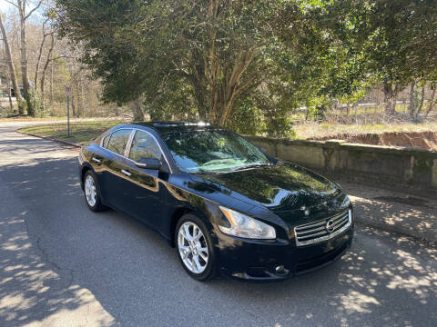 2012 Nissan Maxima for sale at Bull City Auto Sales and Finance in Durham NC